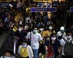 Thái Lan ghi nhận số ca nhiễm COVID-19 mới trong ngày cao kỷ lục