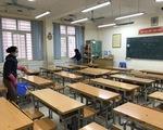 Trường học đảm bảo an toàn cho học sinh trước dịch bệnh COVID-19