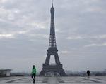 Tháp Eiffel (Pháp) thắp sáng để động viên các bác sỹ chiến đấu với dịch COVID-19