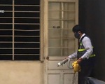 Đà Nẵng: Phun thuốc khử trùng hơn 3.500 phòng trọ công nhân