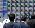 Chứng khoán châu Á bật tăng trở lại