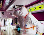 Trung Quốc bảo vệ nhân viên y tế trong dịch COVID-19