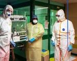Rủi ro cao với nhân viên y tế trong dịch COVID-19
