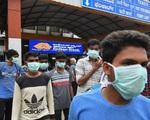 Ấn Độ phong tỏa 1,3 tỷ dân để chống dịch COVID-19