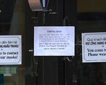 Nhiều hàng quán tại TP.HCM nghiêm túc thực hiện tạm đóng cửa phòng chống dịch