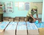Phát hiện và xử lý nhiều cơ sở tái chế khẩu trang y tế đã qua sử dụng - ảnh 1