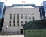 Ngân hàng Trung ương Canada cắt giảm lãi suất để đối phó dịch COVID-19