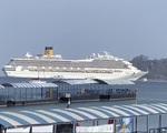 Malaysia và Thái Lan cấm du thuyền Costa Fortuna cập cảng