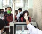 Cửa khẩu quốc tế Mộc Bài: Căng mình kiểm tra y tế người nhập cảnh