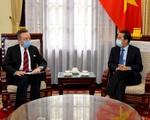 Đại sứ Czech cảm ơn các y, bác sĩ Việt Nam chữa khỏi bệnh cho 1 công dân Czech