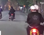 Yêu cầu xử lý nghiêm nhóm đua xe quanh Hồ Gươm