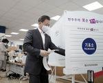 Hàn Quốc bầu cử giữa mùa dịch: Biến khủng hoảng thành cơ hội chiến thắng?