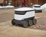Starship - Robot giao hàng trong mùa dịch