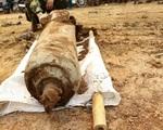 Điện Biên: Hủy nổ an toàn quả bom bi sót lại từ chiến tranh