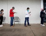 26 triệu lao động Mỹ nộp đơn xin trợ cấp thất nghiệp chỉ trong 5 tuần