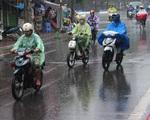 Cảnh báo mưa dông ở nội thành Hà Nội, đề phòng mưa đá