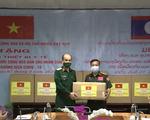 Việt Nam tặng các nước châu Âu 550.000 khẩu trang hỗ trợ chống dịch COVID-19 - ảnh 1