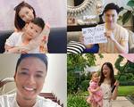 Nhật ký ở nhà mùa dịch của loạt diễn viên Việt nổi tiếng (P1)