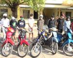 Kiên Giang: Xử lý nhóm thanh niên say rượu, nghiện ma túy đua xe trái phép
