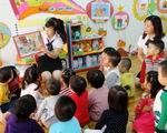 TP.HCM trao tiền hỗ trợ cho giáo viên, nhân viên mầm non ngoài công lập