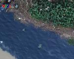 'Đầu độc' sông Hồng bởi nước thải làng nghề dệt nhuộm