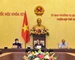 Công bố 3 Nghị quyết của Ủy ban Thường vụ Quốc hội về nhân sự