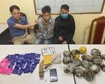 Bắt vụ vận chuyển hơn 19.000 viên ma túy tổng hợp - ảnh 1