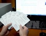 Thí điểm cấp, đổi giấy phép lái xe trực tuyến