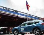 Doanh số ô tô Thái Lan giảm 65% vì COVID-19