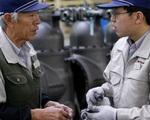 Thúc đẩy lao động cao tuổi đi làm sau dịch - Thách thức với Nhật Bản