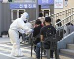 Hàn Quốc ghi nhận số ca nhiễm COVID-19 mới/ngày cao nhất trong gần 2 tháng