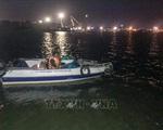 Bộ đội Biên phòng TP.HCM cứu sống 2 người bị chìm thuyền trên sông