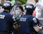 Biểu tình bạo lực lan rộng, Thủ đô Washington, Mỹ ban hành lệnh giới nghiêm