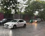 Hà Nội và các tỉnh miền Bắc đón cơn mưa lớn giải nhiệt xuyên đêm sau nhiều ngày nắng nóng