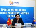 Việt Nam sẽ cùng Nga và cộng đồng quốc tế đẩy lùi dịch bệnh COVID-19