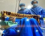 Bệnh nhân 91 hồi phục phổi và sức cơ chân rất nhanh, sẽ sớm được ra viện