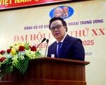 Đại hội Đảng bộ cơ quan Ban Đối ngoại Trung ương nhiệm kỳ 2020 – 2025