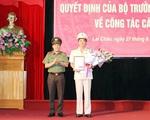 Trao quyết định bổ nhiệm tân Giám đốc Công an tỉnh Lai Châu, Bắc Kạn