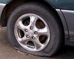 Nắng nóng làm gia tăng nguy cơ nổ lốp xe
