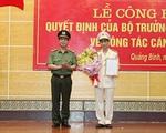 Tân Giám đốc Công an tỉnh Thanh Hóa là ai? - ảnh 3