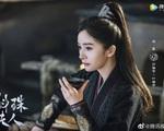 Dương Mịch cực đẹp trai trong poster 'Cửu châu hộc phu nhân'