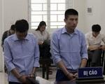 Vòi tiền của tội phạm ma túy, 2 cựu công an phải ngồi tù
