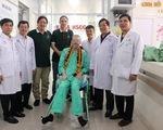 BN91 xuất viện, Tổng Lãnh sự Anh 'cảm ơn Việt Nam từ tận đáy lòng'