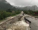 Mưa lũ gây thiệt hại ước tính 5 tỷ đồng tại Lai Châu