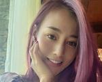 Phương Oanh bất ngờ nhuộm tóc tím hồng, Bảo Thanh khen 'bắt trend tới bến'
