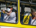 Ireland yêu cầu người dân đeo khẩu trang khi tham gia giao thông