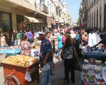 Nền kinh tế phi chính thức - Nỗi lo của nhiều quốc gia Trung Đông