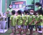 Trường mầm non tại Hà Nội thực hiện phòng chống dịch COVID-19