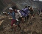 Tìm thấy 166 thi thể nạn nhân vụ sập mỏ đá quý ở Myanmar - ảnh 1