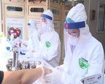Khẩn trương xét nghiệm COVID-19, CDC Hà Nội 'gánh' 3.000 mẫu/ngày